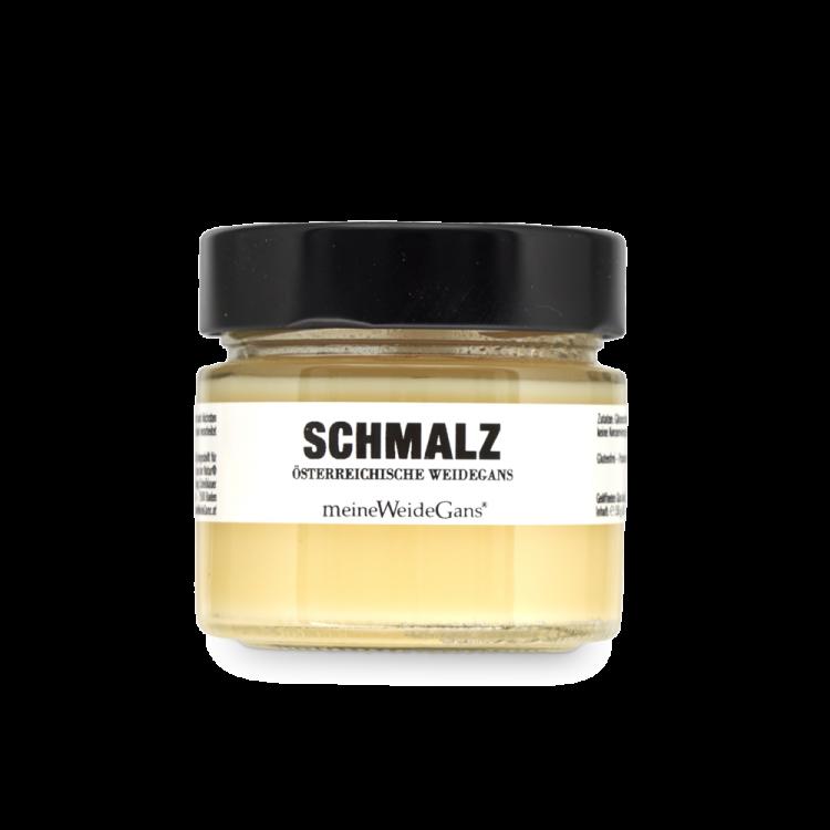 Gänse-Schmalz