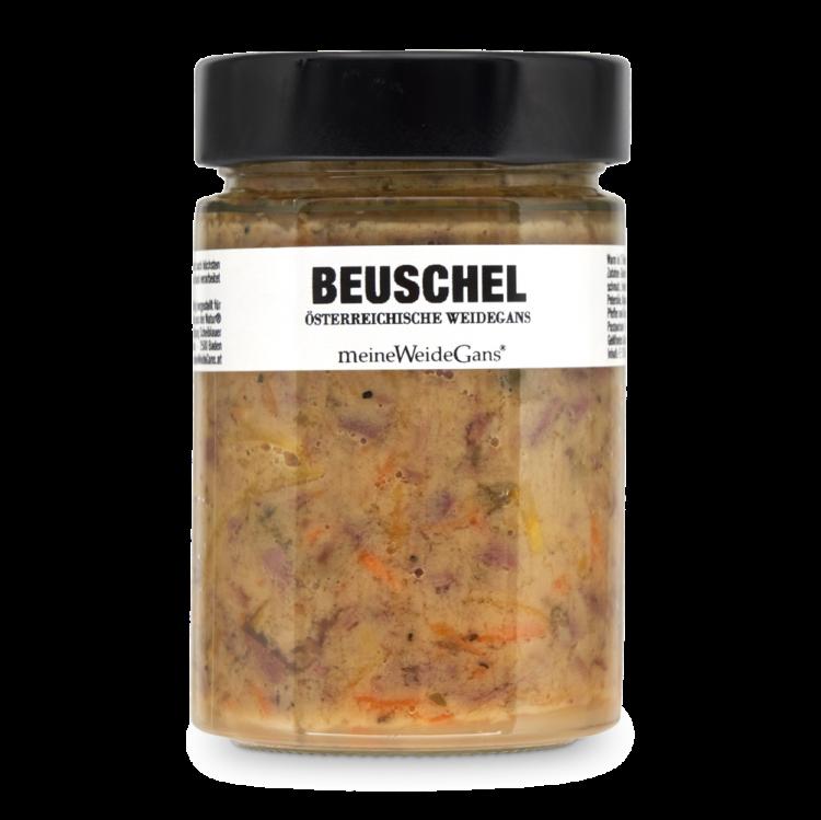 Gänse-Beuschel