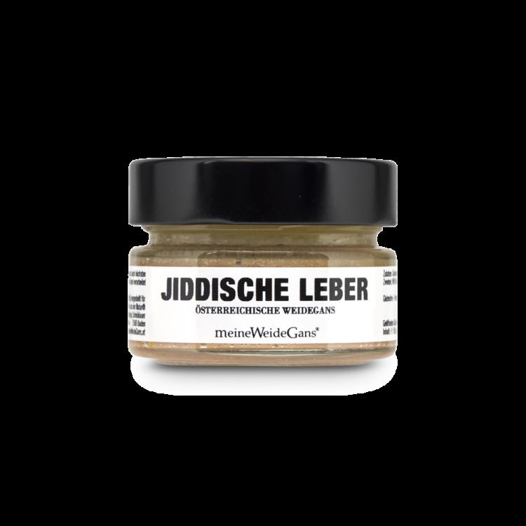 Gänse Leber Jiddisch