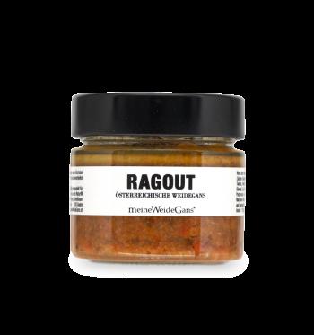 Gänse-Ragout